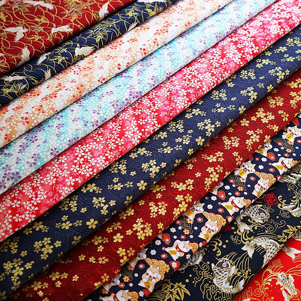 Cotton fabric, Sewing, quiltingfabricbytheyard, printed