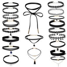 tattoo, Goth, velvet, Jewelry