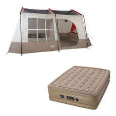 raised, Sports & Outdoors, camping, familytent