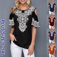 blouse, Summer, Moda, Necks