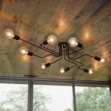 pendantlight, lightfixture, ceilinglamp, Iron