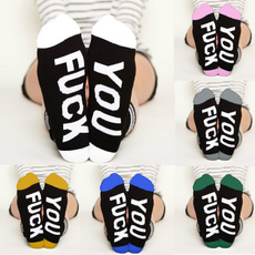 Funny, slipperssock, Cotton Socks, Fashion