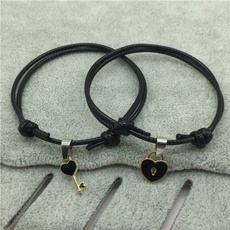 Love, Joyería, Simple, couplejewelry