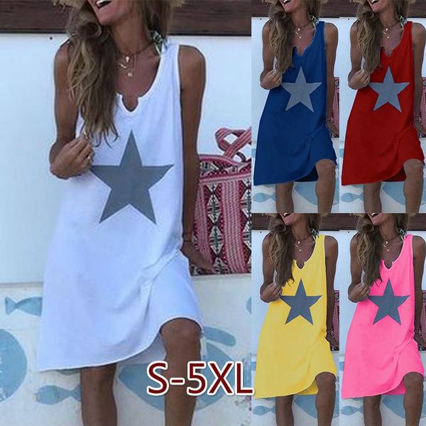 Summer, Plus Size, fashion dress, Dress