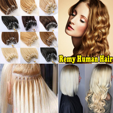 Beauty Makeup, Hair Extensions, human hair, Ring