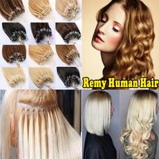 Beauty Makeup, Extensiones de pelo, human hair, Anillo