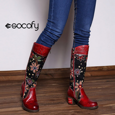 kneehighbootsforwomen, leatherbootsforwomen, Womens Shoes, long boots