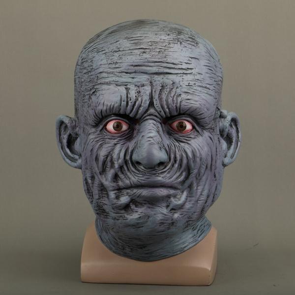 Resident Evil 2 Remake Biohazard Re 2 Cosplay Tyrant Mask Latex