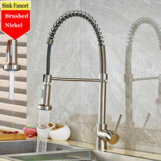 bathroomfaucetsink, mixertap, nickel, bathroom sink faucet