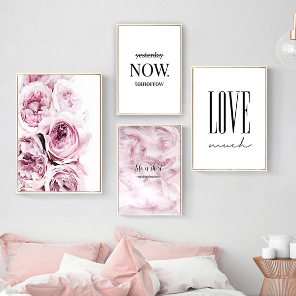 Pictures, canvasprint, Flowers, flowerswallpicture