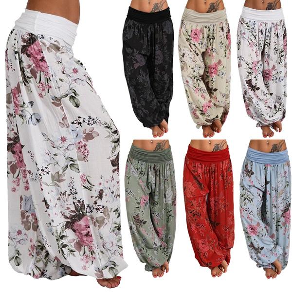 Summer, Plus Size, pants, harlonpant