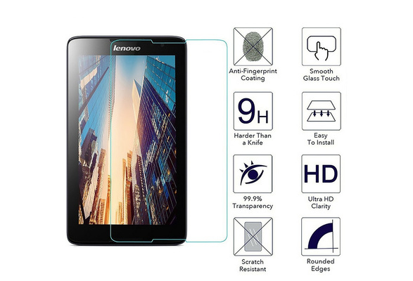 For Lenovo Tab 2 4 Plus 3 8 7 Plus Tab 4 8 Tempered Glass Screen Protector Film