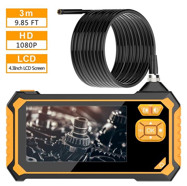 Micro Camera Hand-held 1080p Hd Waterproof Borescope Camera Cam High Quality
