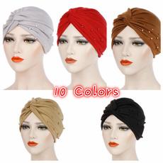 Women's Fashion, kerchief, Beanie, turbanocap