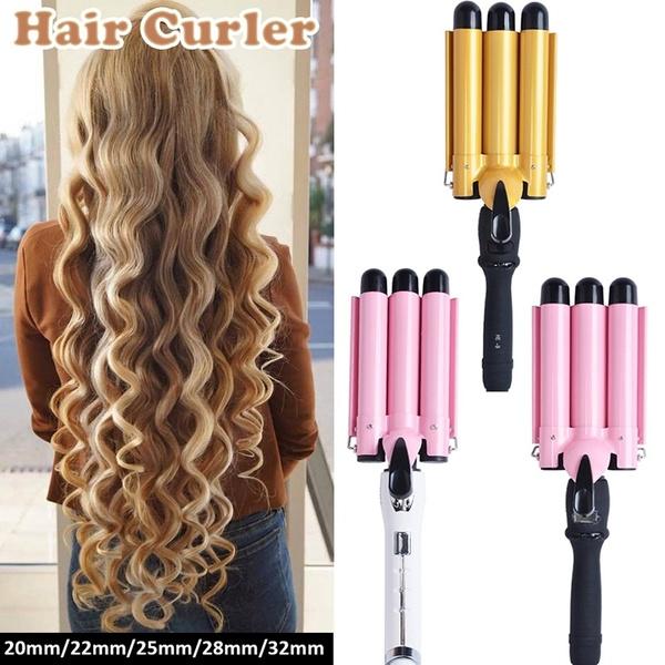 Hair Curlers, straighteningcurlingiron, Hair Curler Roller, Tool