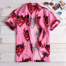 beachshirtsmen, Shorts, Shirt, Sleeve