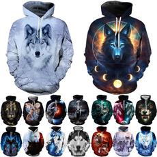 Couple Hoodies, 3D hoodies, Fashion, Colorful