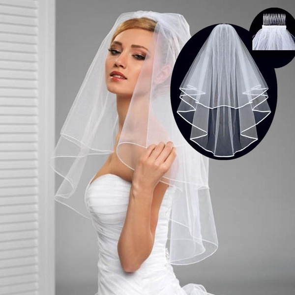 brautschleier, weddingveil, Lace, bridalveil