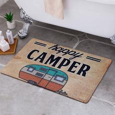 non-slip, doormat, Bathroom, Door