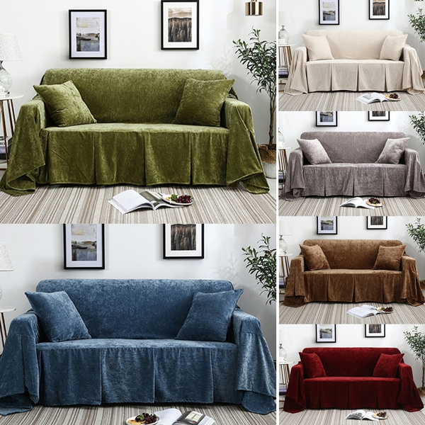 Sofa Slipcover Couch Covers 9 Colors