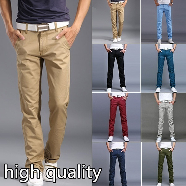 Fashion, Casual pants, men trousers, pants