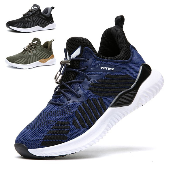 Sports Shoes for Kids Athletic Trainers Boys Girls Casual Running Shoes Slip on