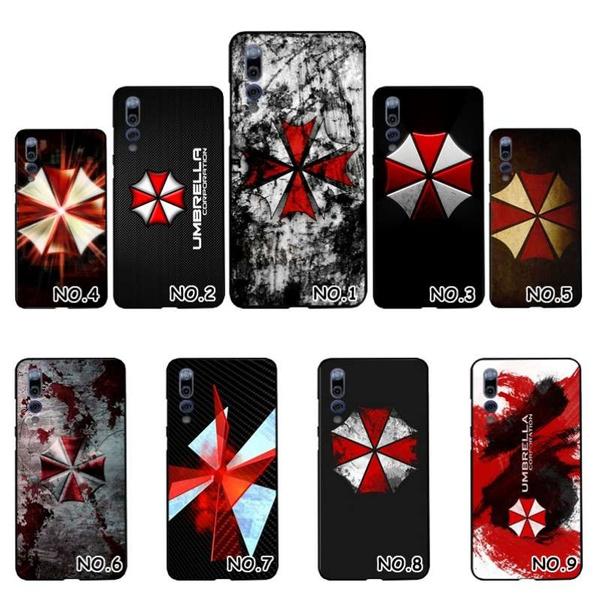 Multiple Selection Resident Evil Umbrella Logo Mobile Phone Shell