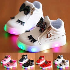 shoes for kids, cute, led, Princess