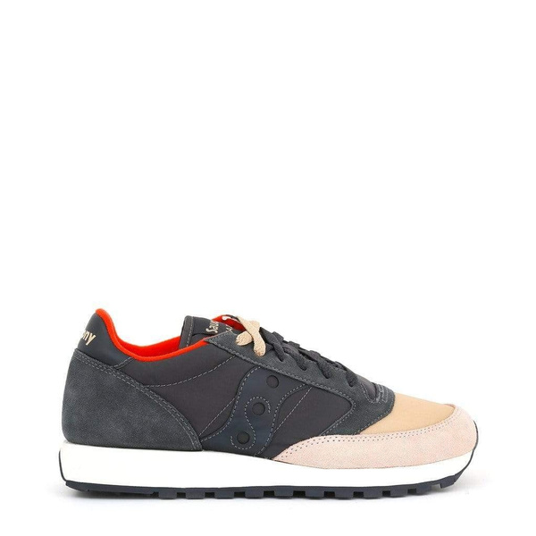 newest 16bf1 51369 Saucony JAZZ-2044-410-CHARCOAL-PINK-Grey-42 Mens Sneakers - Charcoal, Pink  & Grey - Size 42