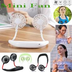 air conditioner, Summer, portablefan, usb