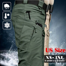 Outdoor, Hiking, Casual pants, Waterproof