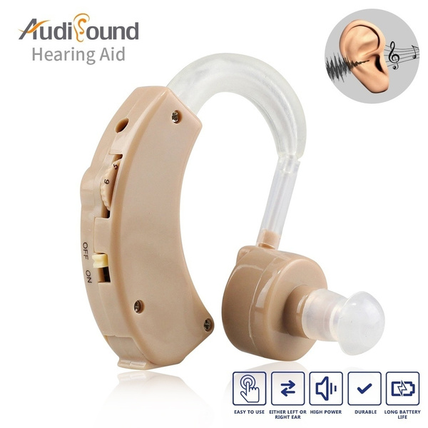 soundamplifier, Mini, earaidbehind, digitalhearingaid