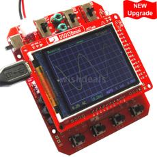 case, Mini, digitaloscilloscope, oscilloscopehost