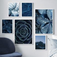 dandelionleavesposter, wallartcanva, Decor, art