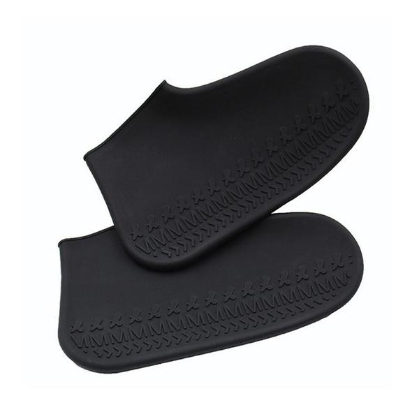 Waterproof Non Slip Shoe Cover Men Women Elastic Rain Cover Resistant Rain Wear