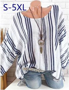 sleeve v-neck, Summer, fashionshortsleevevneckprintingtshirt, Sleeve