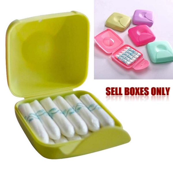 case, Box, tamponbox, personalsanitary