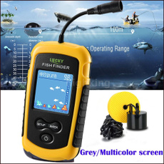 riverfishingdevice, waterprooffishfinder, fishfindersonar, portablefishfinder