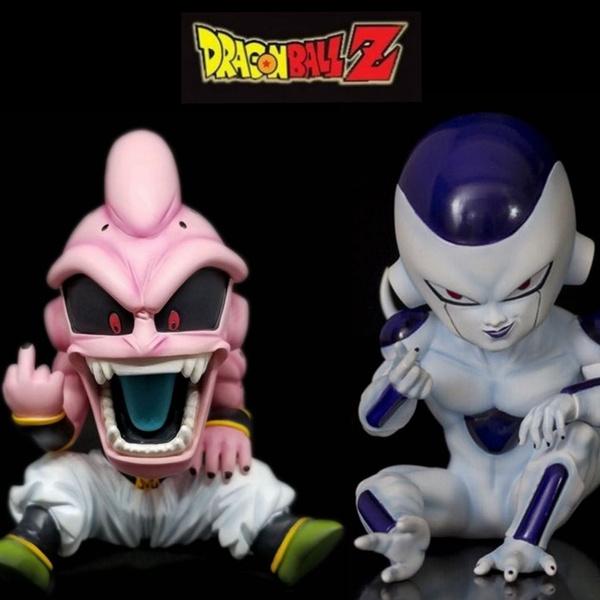 Toy, goku, statuesampbobblehead, doll