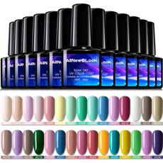 Fashion, art, Beauty, UV Gel Nail