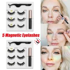 Eyelashes, minkfalseeyelashe, Fashion, eye