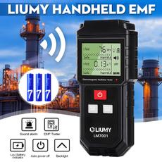 emfmeter, detecter, radiationmonitor, emftester