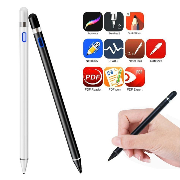 2019 New Active Screen Stylus Pen Drawing Pen For Iphone I Pad Tablet by Wish
