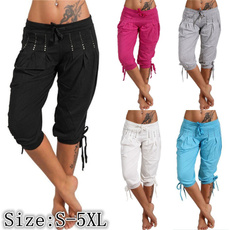 Women Pants, capripant, harem, trousers