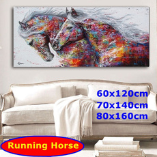 horse, Wall Art, Home Decor, canvaspainting