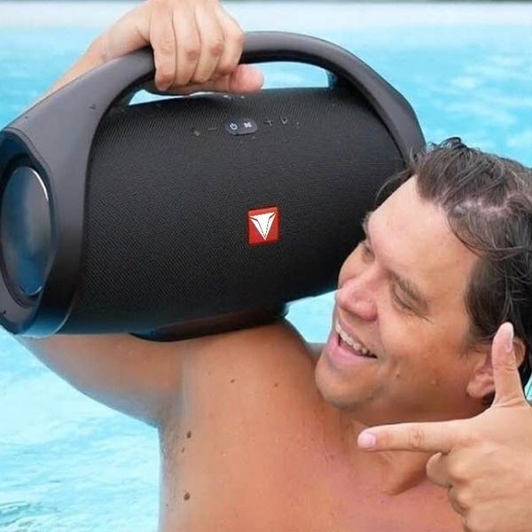 Professional IPX7 Waterproof Outdoor HIFI Column Speaker  Bluetooth Speaker