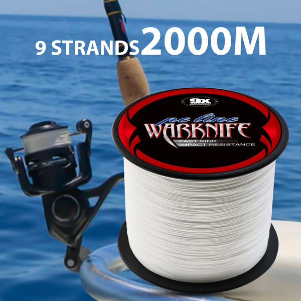Super Dyneema 100-2000M 90LB Fishing Braid Carp Line Army Green Spod Marker