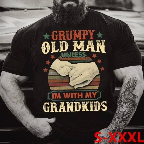 My Grumpy Grandpa Youth Short Sleeve T-Shirt