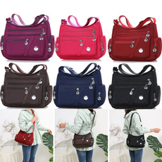 women bags, waterproof bag, Cross Body, Shoulder Bags