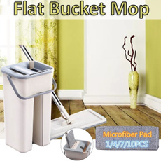 squeeze, washingflatmop, wringingmop, moppad